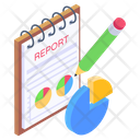 Analytical Report Icon
