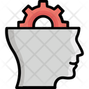 Analytical Thinking Brainstorming Mind Icon