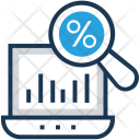 Analytics Seo Graph Icon