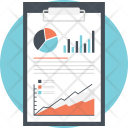 Business Analysis Statistical Icon