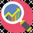 Audit Analysis Inspection Icon