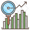 Analytics Investments Business Icon