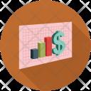 Analytics Graph Bar Icon