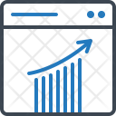 Analytics Statistics Seo Icon