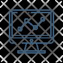 Computer Analytics Analysis Icon