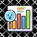 Analytics Website Monitoring Icon