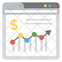 Analysis Chart Accounting Icon