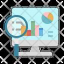 Analytics Business Graph Icon