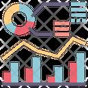 Analytics Data Trend Icon