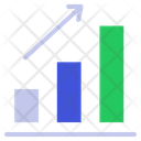 Analytics Bar Graph Growth Graph Icon