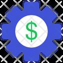 Analytics Business Management Management Icon