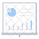 Analytics Business Chart Icon