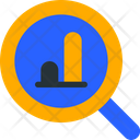 Stat Grow Analytic Icon