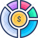 Analytics Pie Chart Statistics Icon