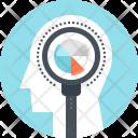 Analytics Business Data Icon