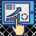Analytics Bar Chart Analysis Business Analysis Icon