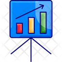 Statisticsm Analytics Analysis Icon