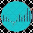 Analytics Chart Data Icon