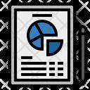 Report Analytics Dashboard Icon