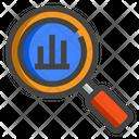 Seo Analysis Chart Icon