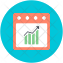 Analytics Infographics Diagram Icon