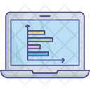 Analytics Business Performance Dashboard Icon