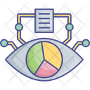 Analytics Data Analysis Data Management Icon