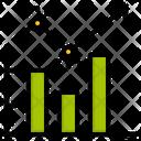 Analytics Statistics Diagram Icon