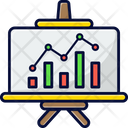 Analytics Statistics Analysis Icon