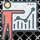 Analytics Board Chart Icon