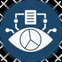 Analytics Data Analysis Data Management Icon
