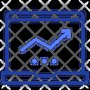 Laptop Diagram Computer Icon