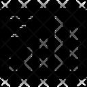 Analytics Diagram Layout Icon