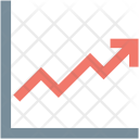 Analytics Growth Arrow Icon