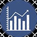 Analytics Bar Chart Business Graph Icon