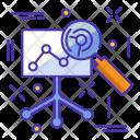 Analytics Analyze Business Icon