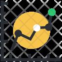 Analytics Diagram Infographics Icon