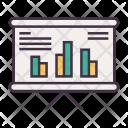 Analytics Business Marketing Icon