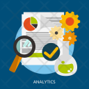Analytics Concept Process Icon