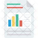 Analytics Docs Documents Icon