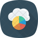Analytics Cloudcomputing Cloudgraph Icon
