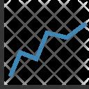 Analytics Charts Diagram Icon