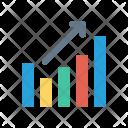 Analytics Growth Graph Icon