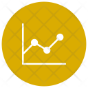 Analytic Graph Statistic Icon