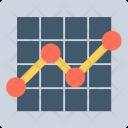 Analytics Stock Graph Icon
