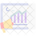 Analytics Announcement Announcement Report Icon