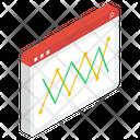 Analytics App Business Website Data Analytics Icon