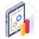 Mobile App Analytics App Business App Icon