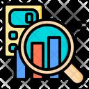 Analytics Calculating Icon