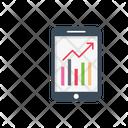 Graph Report Marketing Icon